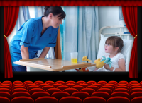 TO CURE OR TO CARE, THAT IS THE QUESTION. LA TECNICA TEATRALE COME STRUMENTO DI CONOSCENZA DI SE' E DI RELAZIONE PER LE PROFESSIONI DI CURA E DI AIUTO IN AMBITO PEDIATRICO #WEB3521TN0804